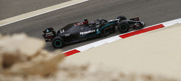 Second Free F1 Practice Results Bahrain F1 GP (FP2)