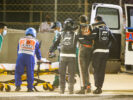 Grosjean skipping Abu Dhabi 'to avoid skin graft'
