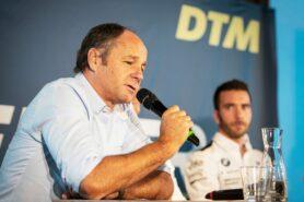 Berger explains why Vettel is never good under pressure