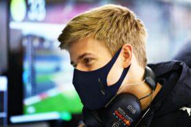 Juri Vips denies eyeing Red Bull seat for 2021