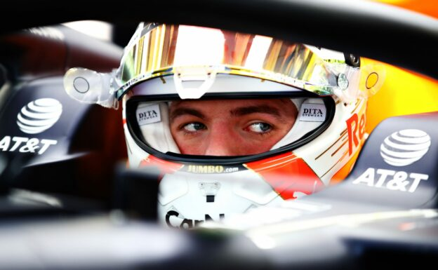 Verstappen aims to be faster than new teammate Perez