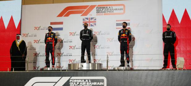 Verstappen: Albon's performance in Bahrain was not very good