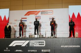 No podium after new 2021 'super-qualifying' races this season