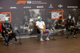 Post-Race Press Conference 2020 Emilia Romagna GP