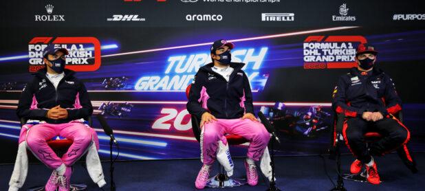 Post-Quali Press Conference 2020 Turkish F1 GP