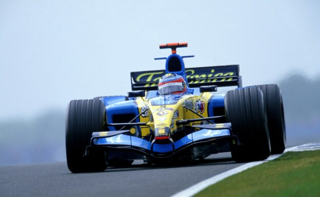 F1 should 'analyse' why 2005 car so spectacular
