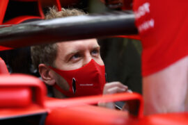 Vettel hits out at young driver test 'theatre'