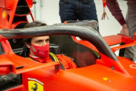 Sainz eyes longer than two-year Ferrari stay