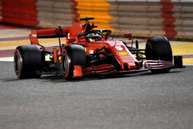 Ferrari's Sakhir Grand Prix - Recap