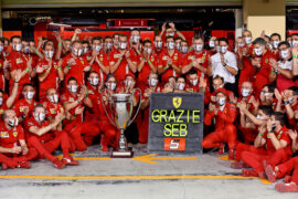 Scuderia Ferrari Abu Dhabi GP Recap - Grazie Seb