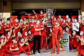 Ferrari targets third place for transitional 2021 season