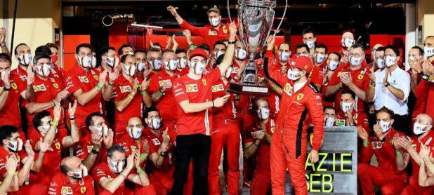 Montezemolo sees Ferrari's previous season as a disaster
