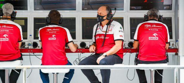 Vasseur not sure why Schumacher went to Haas