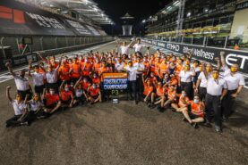Ricciardo: McLaren is not inferior to works F1 teams
