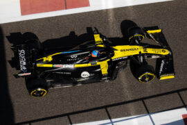 Results 2020 Young Driver Test Abu Dhabi