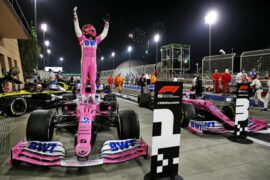 Perez had tequila with Red Bull bosses after Bahrain