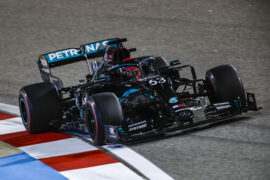 Second Free F1 Practice Results 2020 Sakhir GP