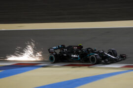F1 Qualifying Results 2020 Sakhir Grand Prix & Pole Position