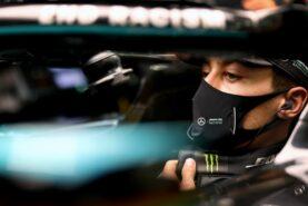 Hamilton holds 2021 teammate 'trump card'