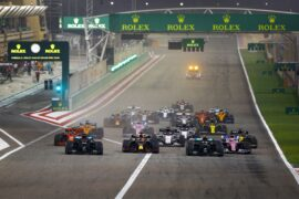 Russell form a 'wake-up call' for Red Bull