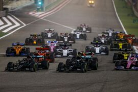 F1 Sakhir: George stars & Perez wins from the back By Peter Windsor