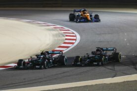Russell costs '50 million less' than Hamilton