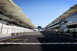 F1 Starting Grid 2020 Abu Dhabi Grand Prix