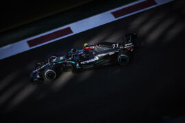 Second Free F1 Practice Results 2020 Abu Dhabi GP
