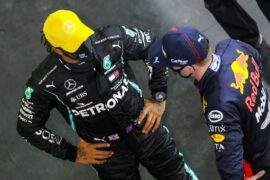 Webber thinks Verstappen is not as good as Hamilton yet