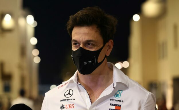 Mercedes team boss hits back at misleading reports about vaccin