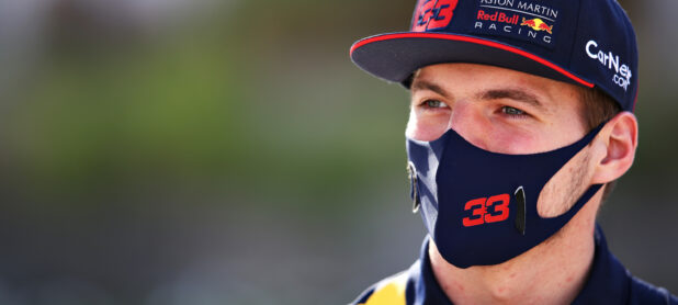 Verstappen: Crashes are part of the game