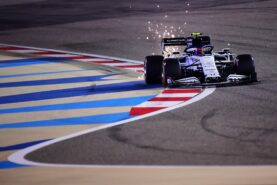 Daniil Kvyat's F1 Sakhir GP Debrief