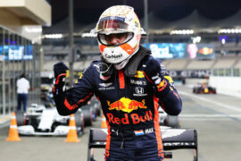 Max brilliant in F1 Abu Dhabi! By Peter Windsor