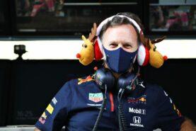 Horner positive on Honda engine take over talks with Red Bull
