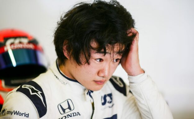 Tost talks about Tsunoda his unofficial F1 testing
