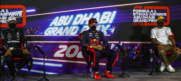 Post-Race Press Conference 2020 Abu Dhabi F1 GP