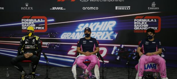 Post-Race Press Conference 2020 Sakhir F1 GP