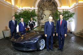 Ferrari president Elkann doesn't like racing?