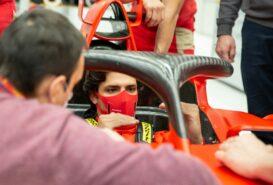 Sainz denies Ferrari's young driver lineup will hurt the team