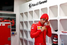 Leclerc on his way to become Ferrari leader like Schumi?