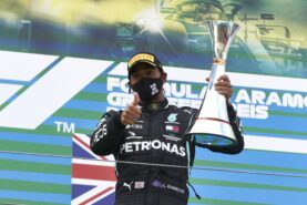 Rumours say Hamilton's contract uncertainty to end in next days