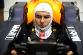 Perez looking forward to challenge mega-fast Verstappen this season