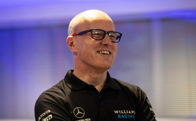 Williams boss sees things are really starting to change