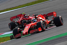 Vasseur now plays down new Ferrari engine upgrade for this season