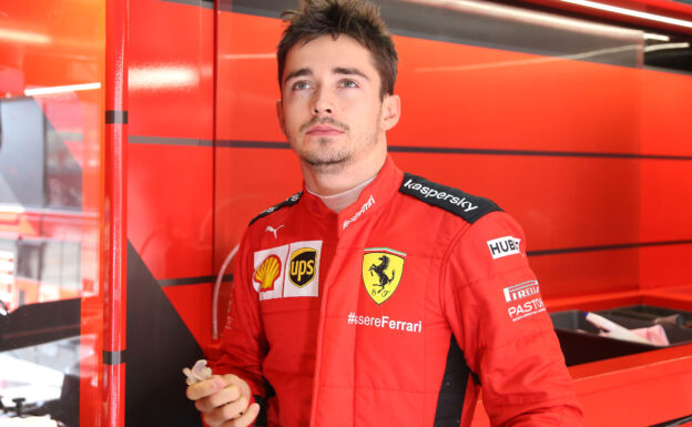 Ferrari Quickfire Q&A - Charles Leclerc