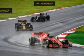 No podium after new 2021 'super-qualifying' races