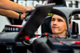 Lundgaard eyes Indycar but not giving up on F1