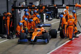 Seidl says Ricciardo nor Norris will be McLaren's number 1 driver