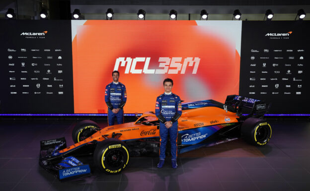 McLaren insists that they don't have a number 1 driver