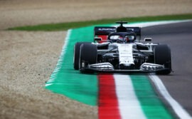 This year there will be no spectators at Imola again